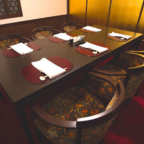 銀座 ディナー みやま 店内 個室