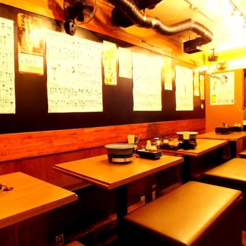 焼肉&浜焼き食べ放題 ドカンドカン酒場 溝の口 居酒屋 おすすめ 焼肉 日本酒