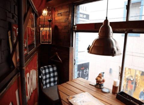 モガカフェ 渋谷 カフェ