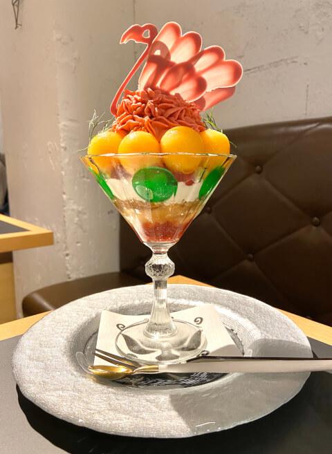 東京 パフェ 人気 池袋 モモブクロ インスタ映え フルーツ