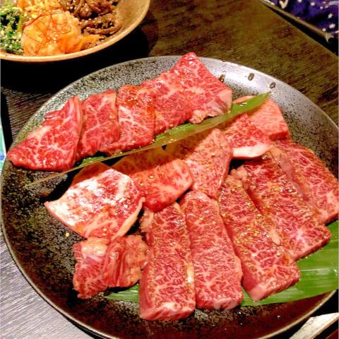 紋次郎の料理画像