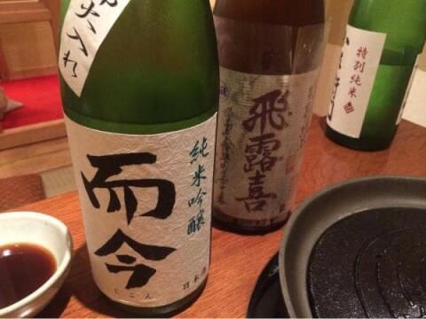 もん善 別館 広島 居酒屋 おすすめ しゃぶしゃぶ すき焼き 肉 日本酒 おすすめ
