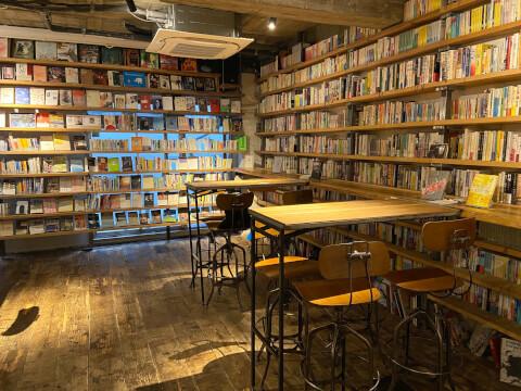 東京 おすすめ ブックカフェ 広い ソファ 森の図書室 渋谷