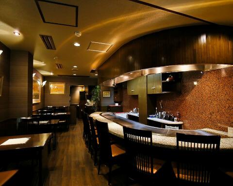 神戸ステーキレストランモーリヤ本店