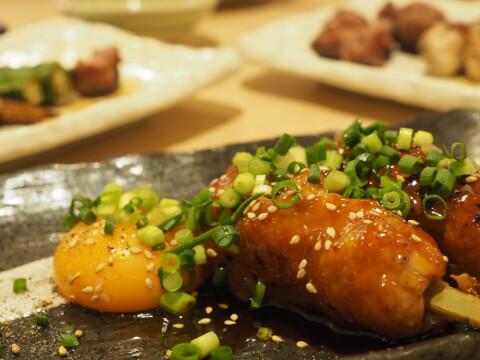 新 特製つくね 焼き鳥・もつ焼 新 渋谷 焼き鳥 おすすめ センター街 デート