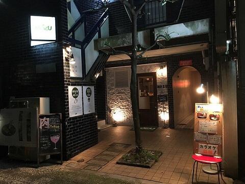 六本木 フレンチ ディナー レストラン  MOZU_外観