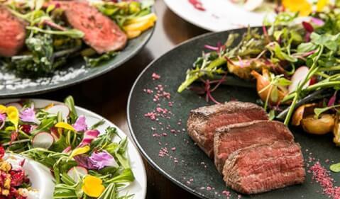 六本木 フレンチ ディナー レストラン  MOZU_コース料理