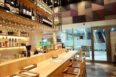 六本木 ディナー 韓国料理 六本木MUN カウンター席