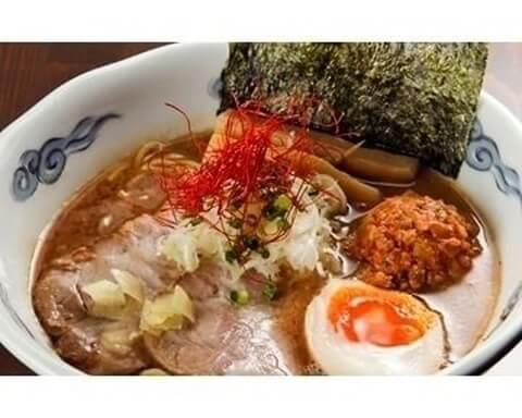 室壱羅麺ラーメン画像