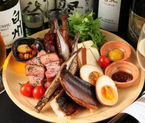 rokushi料理