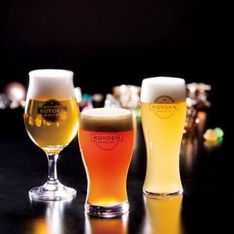 名古屋 居酒屋 名駅  KITTE名古屋 KOYOEN クラフトビール