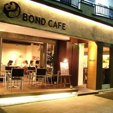 BOND CAFE ボンドカフェ 名古屋駅 ランチ おすすめ カフェ おしゃれ