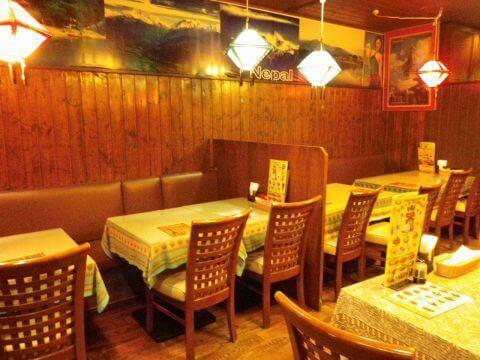 インド料理 ドルーガ 名古屋 ランチ インド料理 カレー おすすめ