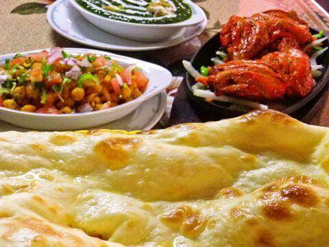 ランチセット インド料理 ドルーガ 名古屋 ランチ インド料理 カレー おすすめ