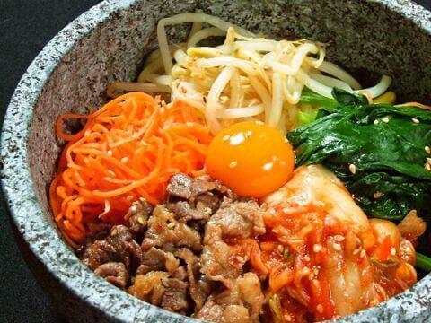 ビビンバ ソウルテーブル 名古屋 ランチ おすすめ 韓国料理