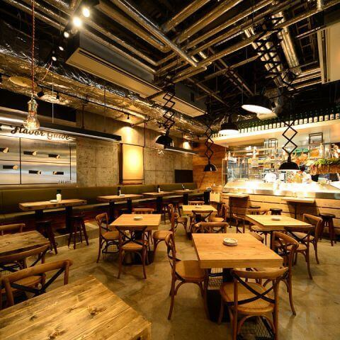 メリケンサカナ 名駅店 名古屋 ランチ おすすめ 海鮮 魚介 安い レストラン おしゃれ