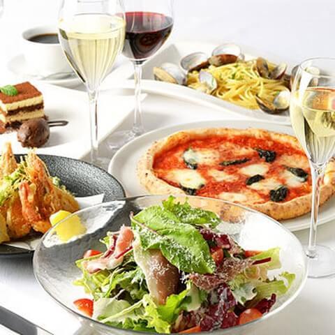 ザ キッチン サルヴァトーレ クオモ 名古屋 ランチ おすすめ ホテルレストラン イタリアン