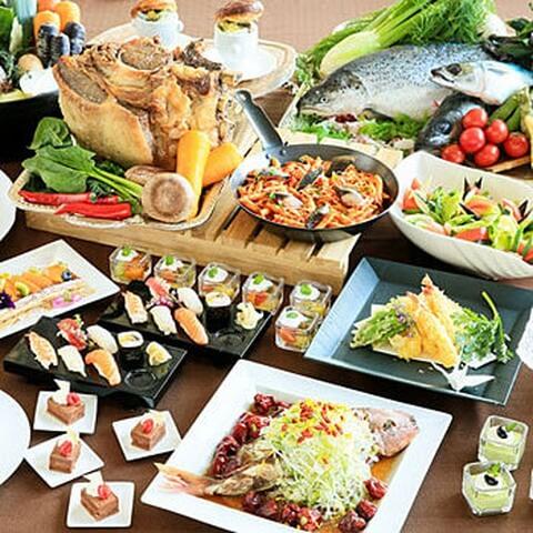 シェフズ ライブ キッチン/ストリングスホテル 名古屋 ランチ おすすめ ブッフェ ホテルレストラン 記念日