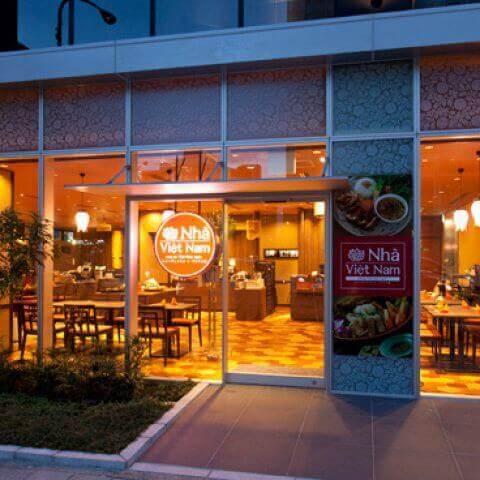 ニャーヴェトナム 名古屋店 ランチ おすすめ 多国籍料理 ベトナム料理
