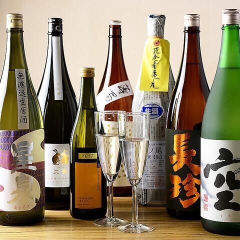 名古屋 居酒屋  名駅 国際センター 日本酒 おにたいじ 酒