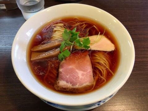 名古屋 ラーメン らあ麺紫陽花