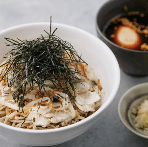 中目黒ランチ 和食 LDH kitchen 肉そば
