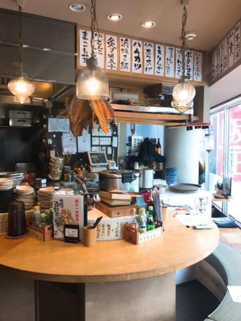 なかめのてっぺん 品川店 おすすめ ディナー 和食