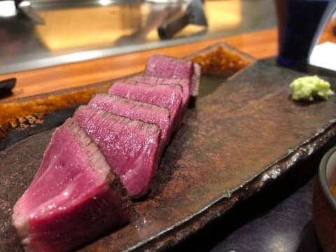 神楽坂でおすすめのおしゃれな肉料理ディナー、コスパよく誕生日デートに人気な中むら