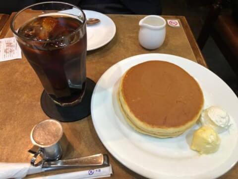 なかおか珈琲 中之島店 梅田 モーニング おすすめ 北新地