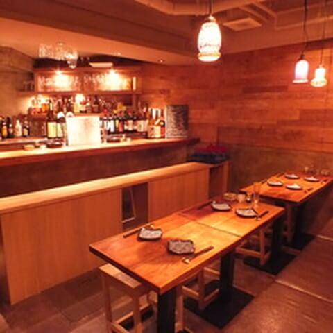 日本酒バル ファンキー原田2 ~波平essence~ 立川 居酒屋 南口 海鮮 魚介 和食 おすすめ