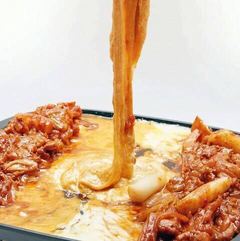 南大門チキン料理1