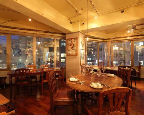 六本木 フレンチ ディナー レストラン 喃喃