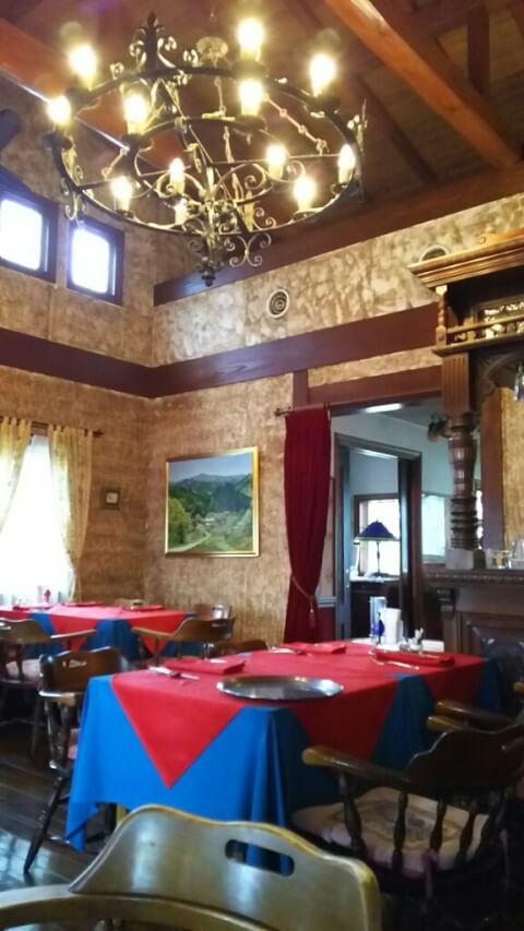 ロシア料理 レストラン キエフ 水戸 ランチ