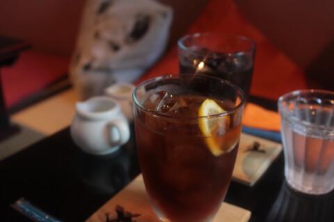 cafe cojica ドリンク