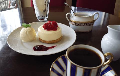 カフェファソン-コーヒー