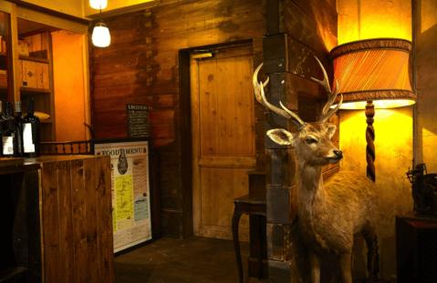 カフェキャラット 中目黒 カフェ おすすめ 深夜営業 隠れ家