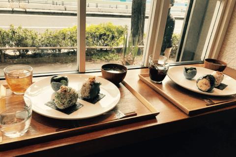 Onigily-cafe-モーニング