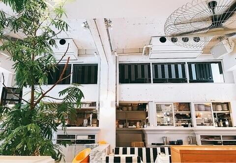 M HOUSE エムハウス 恵比寿 レストラン おすすめ ランチ ディナー おしゃれ イタリアン