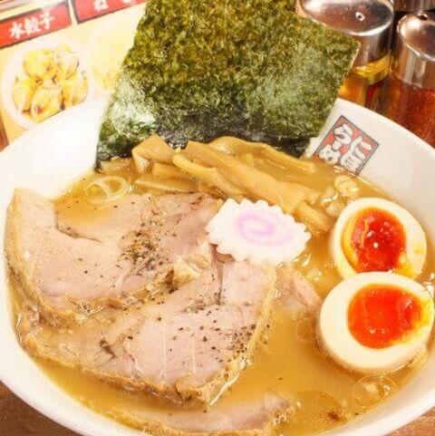 煮干しらーめん 玉五郎 神戸元町店