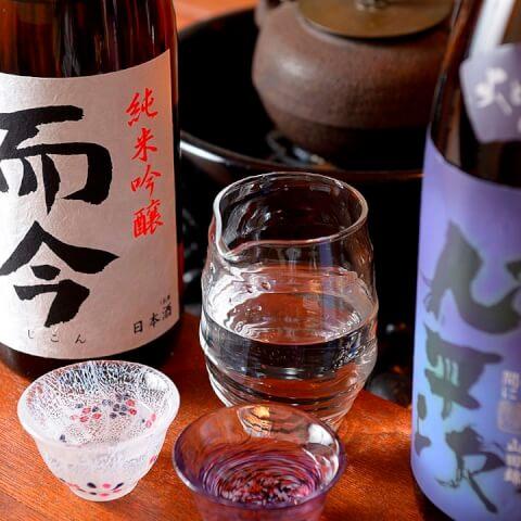 名古屋 居酒屋 小料理屋 名駅  那古野 日本酒バル いろり 日本酒