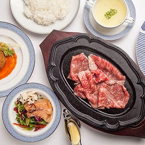 日光金谷新宿店 新宿 レストラン おすすめ ランチ