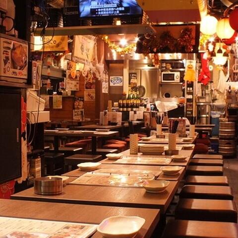 肉神 渋谷 居酒屋 センター街 美味しい