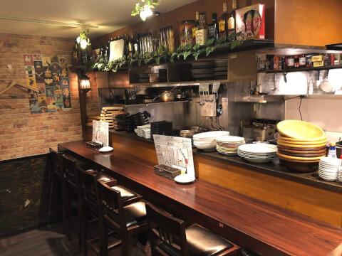赤羽のおしゃれで安いおすすめの居酒屋、個室で肉料理、にくまれ屋