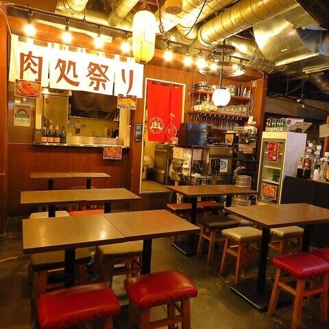 渋谷 居酒屋 肉横丁 ちとせ会館 肉処祭り