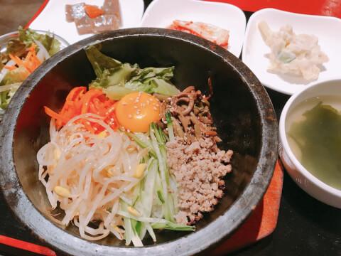 豚王 トンキング 日暮里 ランチ おすすめ 韓国料理