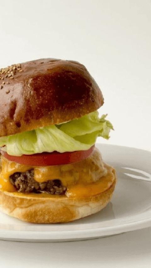 No.18ハンバーガー