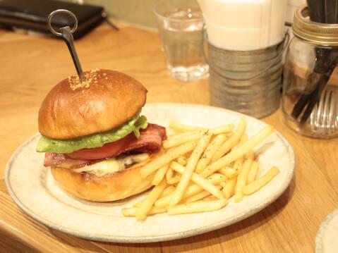 池袋 No.18 ハンバーガー