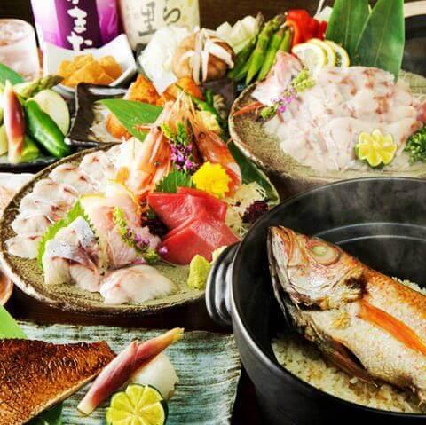 のどぐろ専門 銀座 中俣 銀座 合コン おすすめ 和食 海鮮 魚介