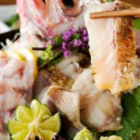 のどぐろ専門 銀座 中俣 居酒屋 おすすめ 海鮮 魚介 和食 個室