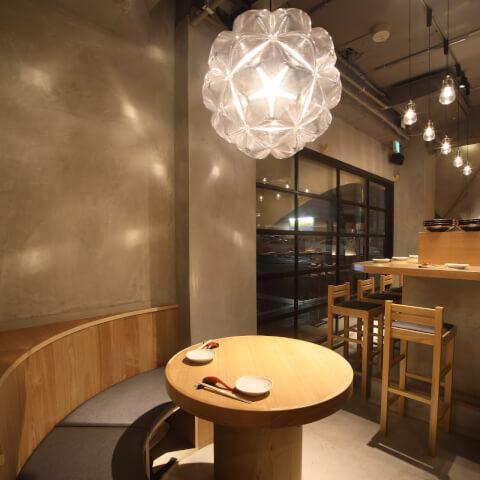 錦糸町の北口のおしゃれで安いおすすめ居酒屋、和食、金魚と風鈴